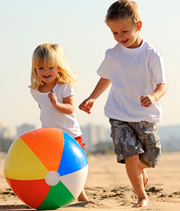 vacanze per bambini al mare