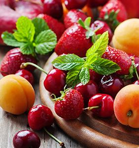 la frutta di luglio