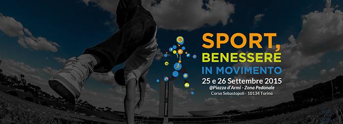 """Fab tra i promotori di """"Sbim – Sport, Benessere in Movimento"""" 2015"""