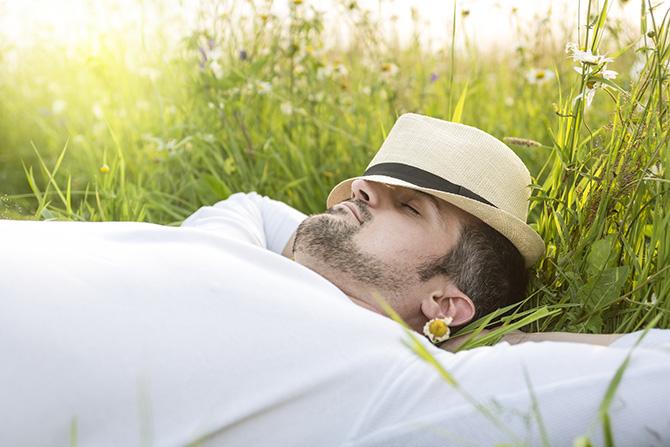Il riposo fa bene alla salute