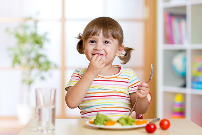 Prevenire l'obesità infantile