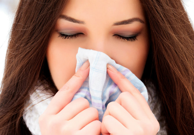 Sinusite: sintomi e rimedi