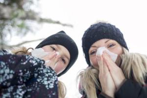 curare influenza di stagione