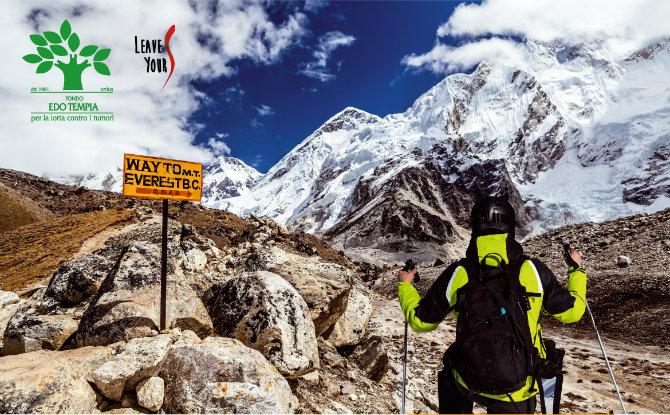 La sfida sull'Everest del Fondo Edo Tempia per raccogliere fondi