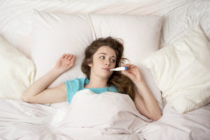 influenza estiva sintomi e cura