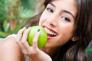 dieta e salute denti