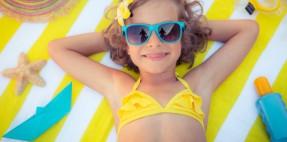Bambini, sole e melanoma