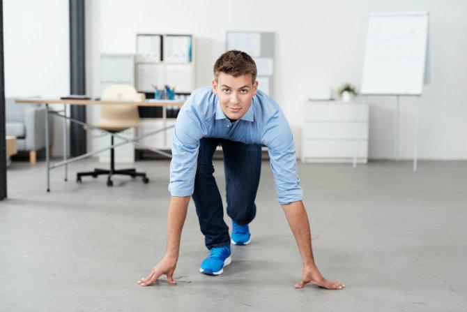 Pochi minuti al giorno di movimento fanno bene alla salute