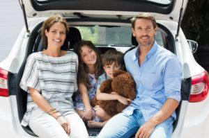 viaggiare coi bambini