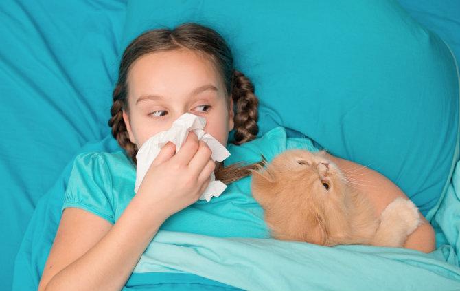 Diagnosi precoce e terapie per chi soffre di allergia