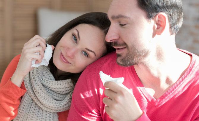 Affrontare i malanni di stagione con rimedi omeopatici