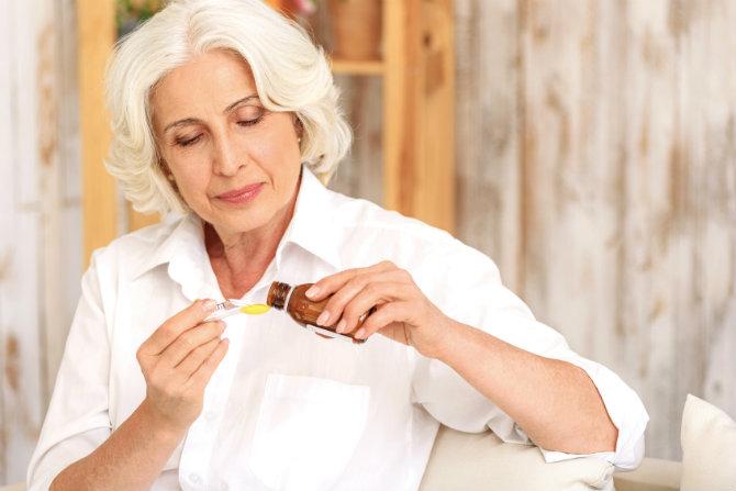 Curare la tosse con l'omeopatia