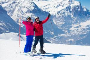 fare sport in montagna