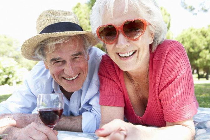 Vivere a lungo: il segreto è essere felici
