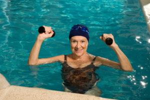 riabilitazione in acqua