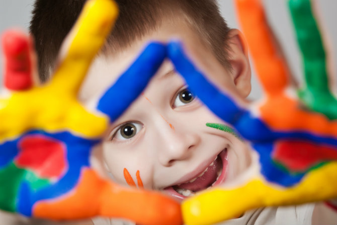 Arteterapia per il benessere dei bambini