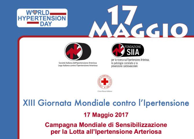 Giornata Mondiale dell'Ipertensione Arteriosa
