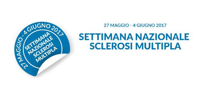 Settimana Nazionale della Sclerosi Multipla