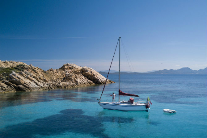 andare in barca a vela