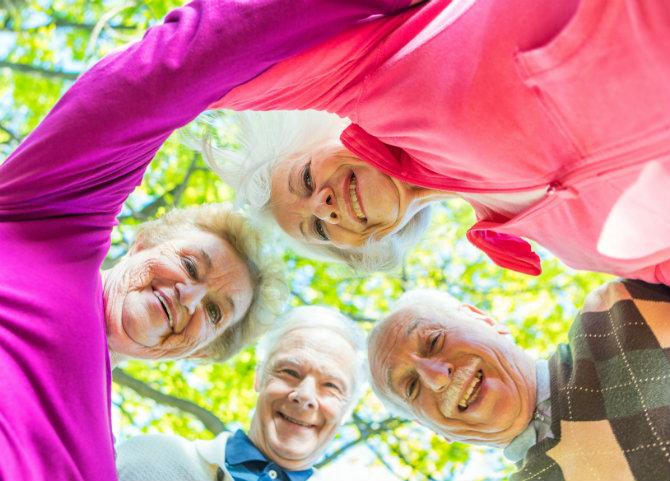 Assistenza alle persone anziane