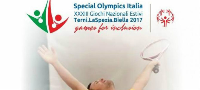 Fab S.M.S. a Special Olympics 2017
