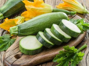 proprieta delle zucchine
