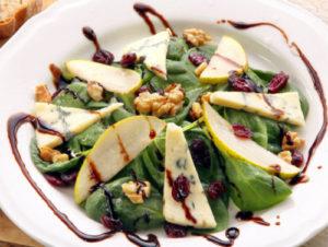 insalata di spinaci
