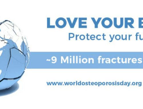 Giornata Mondiale dell'Osteoporosi 2017