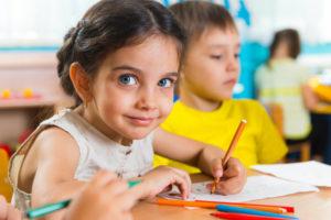 fiori di bach per l'ansia dei bambini a scuola