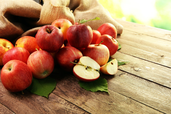proprieta della mela