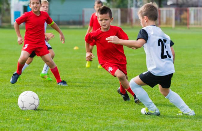 Sport all'aria aperta per bambini