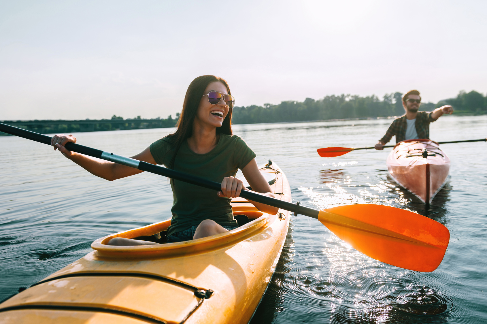 5 sport alternativi da praticare con la bella stagione