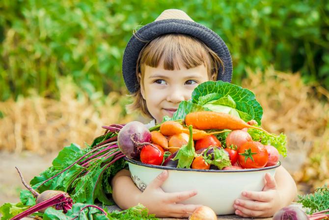 Dieta su misura per i nostri bambini