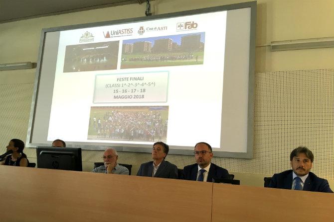 Presentati all'Università di Asti i risultati di Benessere in Gioco