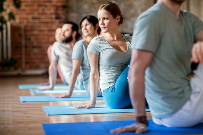 Bioginnastica, l'allenamento per corpo e mente