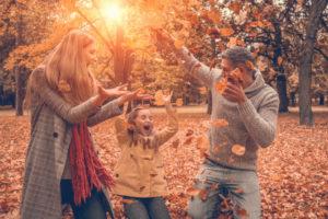benessere e autunno