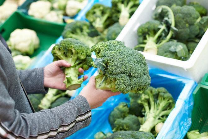 Ortaggio del mese: i broccoli