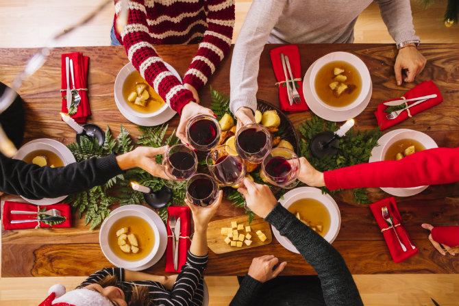 Natale in salute: 8 consigli utili