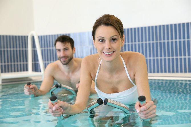 I benefici degli sport acquatici