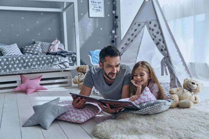 L'importanza di leggere ai bambini