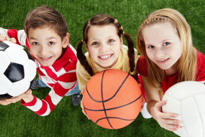 I vantaggi degli sport di squadra per i ragazzi