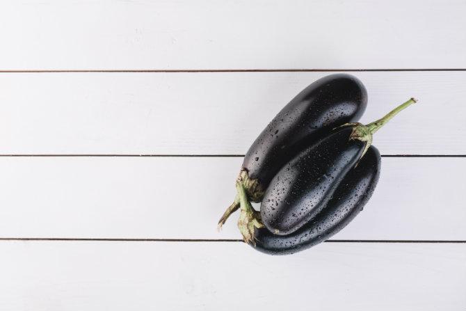 Ortaggio del mese: le melanzane