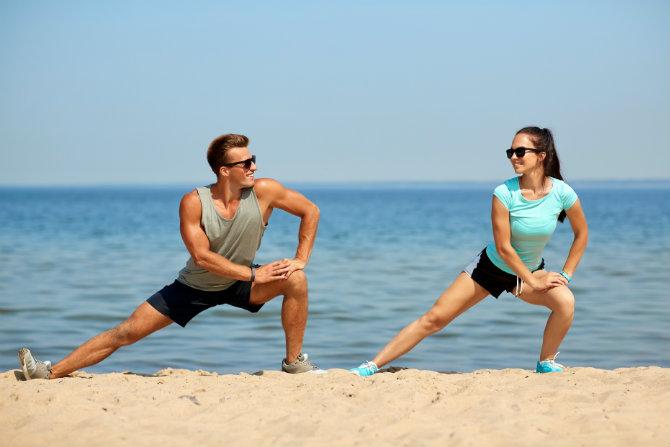 Gli sport da spiaggia da non perdere