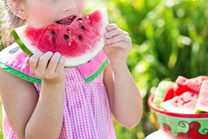 Frutto del mese: l'anguria
