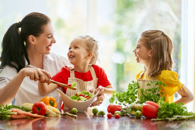 Verdure amare, buone e salutari