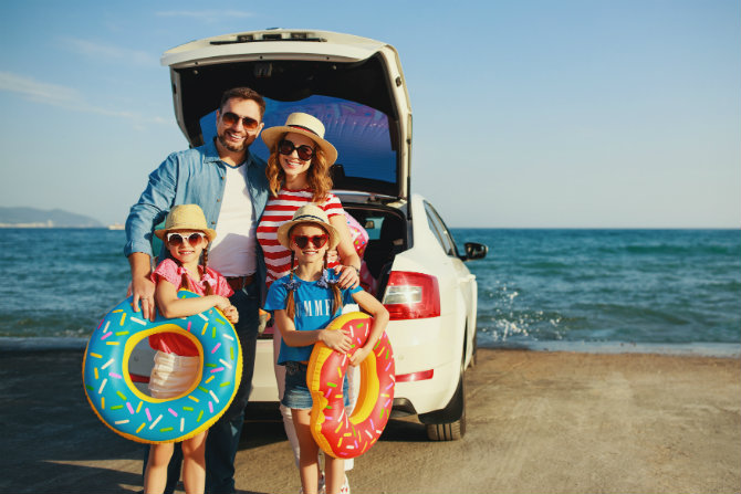 Viaggiare con bambini piccoli: le dritte