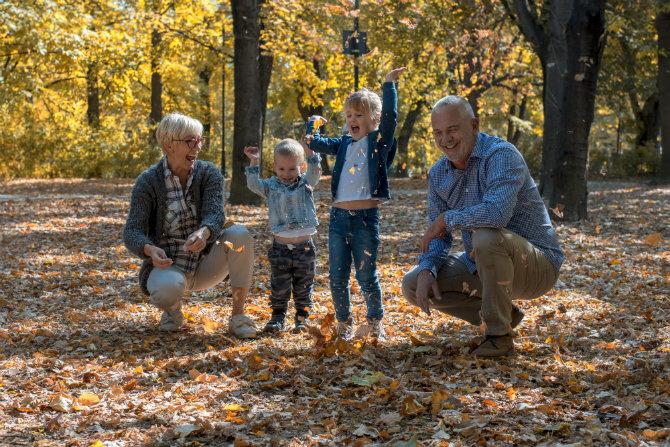 Festa dei nonni 2019: consigli di benessere
