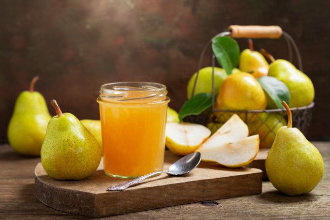 Frutto del mese: la pera