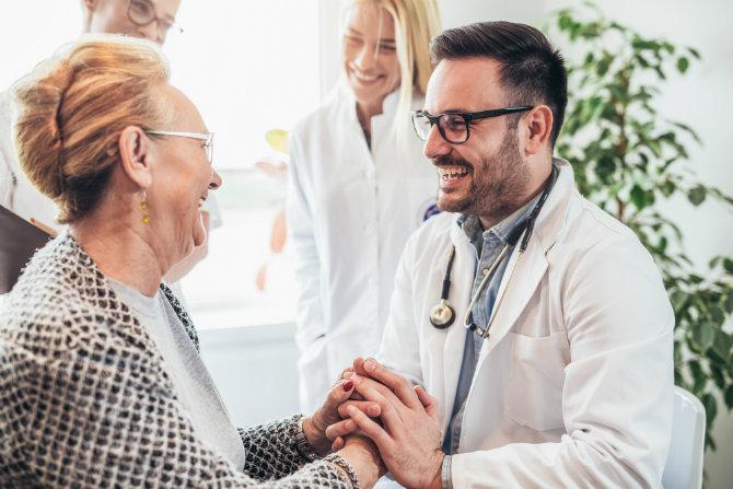 Italia, in calo le diagnosi di tumore