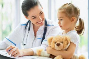 otite età pediatrica